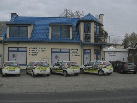 Kmm Okno Łódź